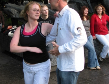 Tänavasalsa 16.08.2009