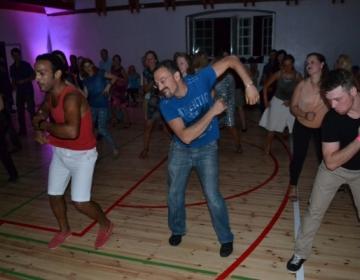 CdB Salsa Suvelaager 2013