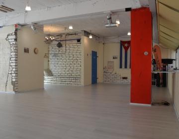 Medium training hall - Havana