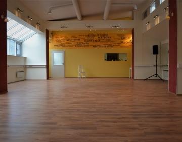 Suur treeningsaal - New York