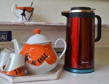 Kohvi, tee ja litsentseeritud muusikaõigused