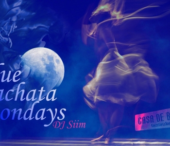Blue Bachata Monday