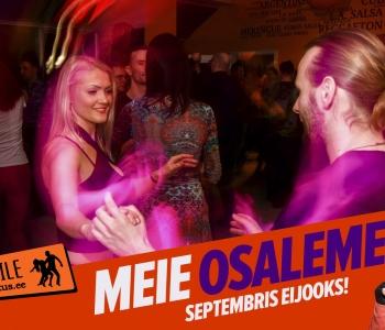 Septembris ei joo! Septembris tantsime!