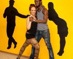 Urban Kiz bootcamp with Thierry