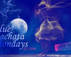 Blue Bachata Monday