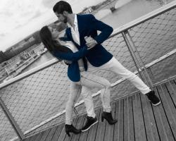 Sensuaalne Bachata Yous & Camille-iga
