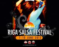 Sooduspiletid Riia Salsafestivalile