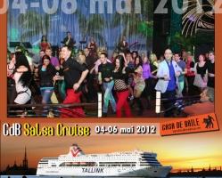 CdB salsakruiis Stockholmi 4-6 mai