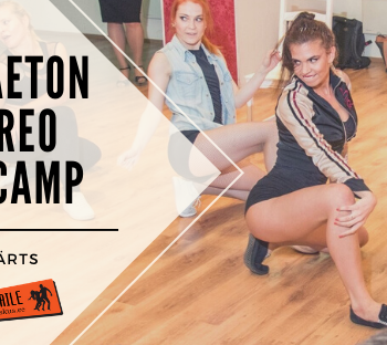 Reggaeton koreograafia bootcamp
