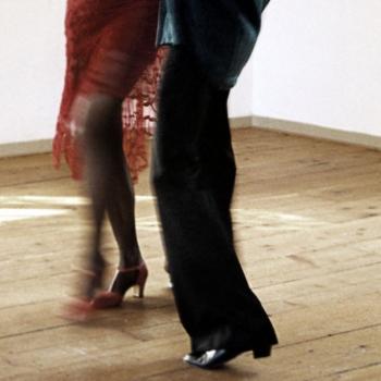 Argentiina tango paarile