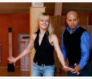 Juba sellel laupäeval 10. aprillil - Joe David's L.A. Salsa workshop