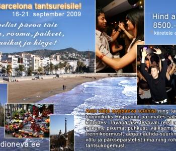 Salsareis Barcelonasse