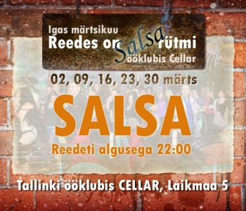 Reedeti salsapeod Cellaris